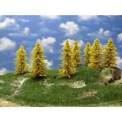 32M1TT-Bäume,Lärchen gelb,Höhe 13-14cm,12 Stück
