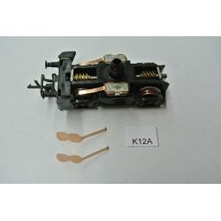 TT Kontakte K12A für V180,V200,BR221,BR118,BTTB,ZEUKE,nicht original,2St