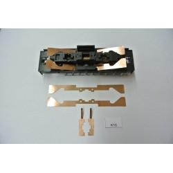 Kontakte K10 für YM32,T435,V75,V107,ZEUKE/ BTTB,nich original,4St