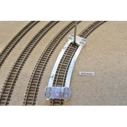 N/PE/R228, Arched Track Laying Template for Flex Track N PECO, 1pcs