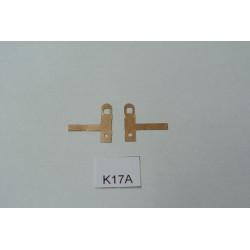 K17A,Kontakty pro BR103,V36 BTTB/ZEUKE,2ks