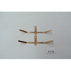 K10,Kontakte für YM32,T435,V75,V107,ZEUKE/ BTTB,4St