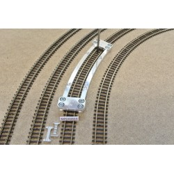 N/PE/R263,5, Arched Track Laying Template for Flex Track N PECO, 1pcs