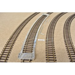 HO/PE/R505, Arched Track Laying Template for laying Flex Track HO PECO, 1pcs
