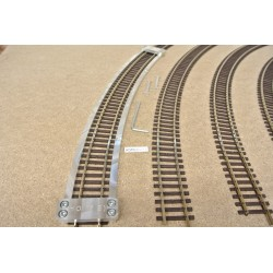 HO/PE/R571,5, Arched Track Laying Template for laying Flex Track HO PECO, 1pcs