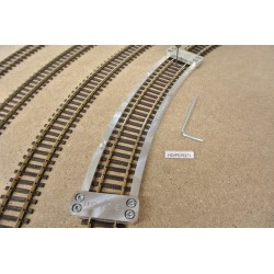 HO/PE/R371, Arched Track Laying Template for laying Flex Track TT KUEHN, 1pcs