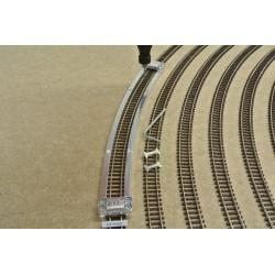 N/F/R497, Schablone für die Verlegung von Flexgleisen N FLEISCHMANN,R497mm,1St