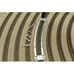 N/PE/R370, Arched Track Laying Template for Flex Track N PECO Radius 370 mm, 1pcs
