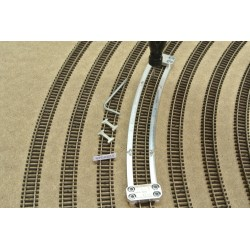 N/PE/R405,5, Arched Track Laying Template for Flex Track N PECO Radius 405,5 mm, 1pcs