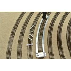 N/PE/R405,5 Schablone für die Verlegung von Flexgleisen N PECO,Radius 405,5mm,1St