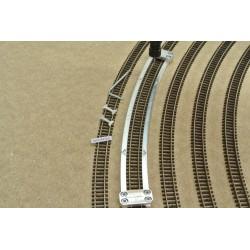 N/PE/R476,5 Schablone für die Verlegung von Flexgleisen N PECO,Radius 476,5mm,1St