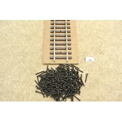 V4/100, HO - Long micro-screws for track, 1,4x12mm - 100ks