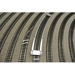 TT/T/R439, Arched Track Laying Template for Flex Track TT TILLIG, Radius 439 mm, 1 pcs