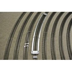 TT/T/R525, Arched Track Laying Template for Flex Track TT TILLIG, Radius 525mm, 1pcs