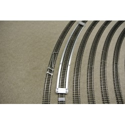 TT/T/R611, Arched Track Laying Template for Flex Track TT TILLIG, Radius 611mm, 1pcs
