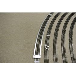TT/T/R654, Arched Track Laying Template for Flex Track TT TILLIG, Radius 654mm, 1pcs