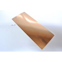 PP4A, Special metal spring sheet for making contacts, 75x180mm/0,20mm