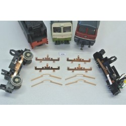 K54, Contacts for HO PIKO (older) T 679, E 499, ES 499, 8pcs