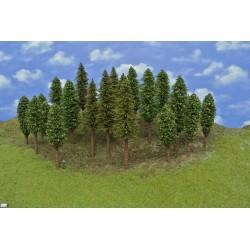 Forest HO13, spruces, deciduous,13-20 cm, 20pcs