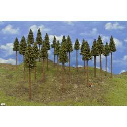 17S2TT-stromy,smrky,výška 17-20cm,20ks