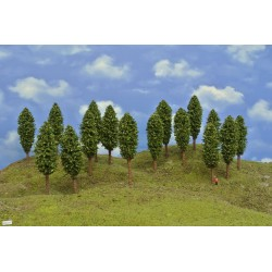 52Z2TT - Deciduous trees, height 13cm, 16pcs