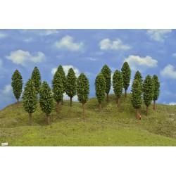 52Z2TT-listnaté stromy 13cm,16ks