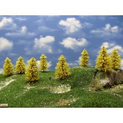 30M1N - Autumn larches, height 6-9cm, 20pcs
