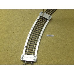 Schablone für die Verlegung von Flexgleisen HO ROCO LINE,R358mm,1St,HO/R/R358