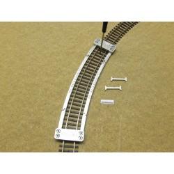 Schablone für die Verlegung von Flexgleisen HO ROCO LINE,R419,6mm,1St,HO/R/R419,6