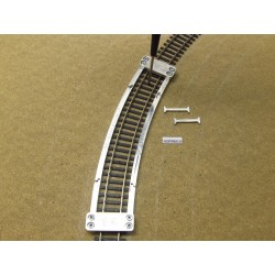 HO/P/R421,9, Arched Template for laying Flex Track HO PIKO, Radius 421,9mm, 1pcs