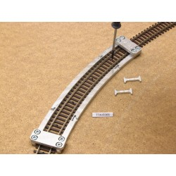 TT/K/R365, Arched Track Laying Template for laying Flex Track TT KUEHN, 1pcs
