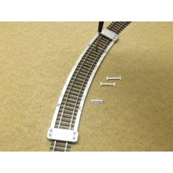 HO/T/R484, Arched Template for laying Flex Track HO TILLIG ELITE, Radius 484, 1pcs