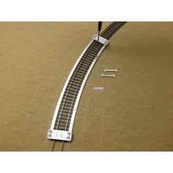Schablone für die Verlegung von Flexgleisen HO PIKO,R545,6mm,1St,HO/T/545,6