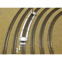 N/F/R295,4, Arched Track Laying Template for Flex Track N FLEISCHMANN Radius 295,4mm, 1pcs