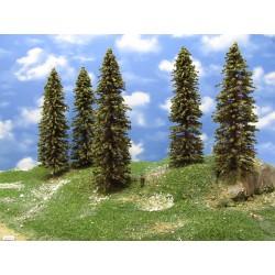 18S3HO-stromky,smrky,výška 23-26cm,9ks