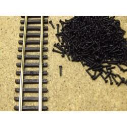 V1/100, TT,N,HO - Micro-screws for track, 1x5mm - 100ks