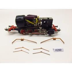 K29B/TT, contacts for BR81,82 ZEUKE, 4pcs / non-original