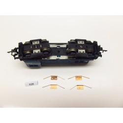 K28/TT, contacts for T435, V75 ZEUKE, 4pcs / non-original