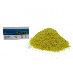 Streumaterial gelb,fein, 250ml (P2A/0,5)