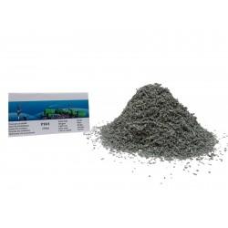 Streumaterial hellgrau, raue, 250ml (P10/1)