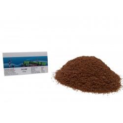 Streumaterial braunrot, fein, 250ml (P12/05)
