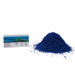 Streumaterial blau, raue, 250ml (P23/1)