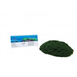 Statická tráva zelená - barva trávy, 20g/1,00mm (S1/2,0)