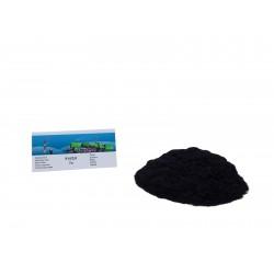 Statická tráva černá, 20g/2,00mm (S14/2,0)