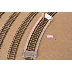 TT/T/R267, Arched Track Laying Template for Flex Track TT TILLIG, Radius 267 mm, 1 pcs