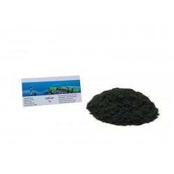 Statická tráva zelená,tmavě olivová 20g/2,00mm (S9/2,0)