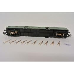 "K44/TT, contacts for ""Y"" wagons lightening, 10-30pcs / non-original"