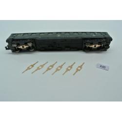 K45/N, Kontakte für Wagenbeleuchtung, 6-50 Stück