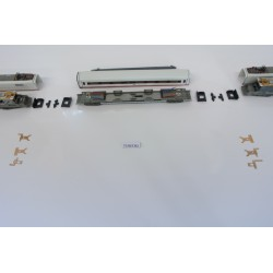 T7/SET/B2, non-bent contacts for ICE set N-Minitrix, outmost waggons, 6pcs