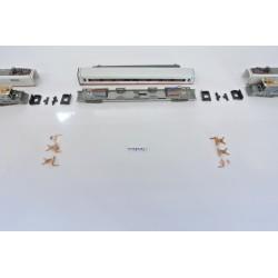 T7/SET/A1 Gebogene Kontakte für ICE SET Minitrix 12996-MITTELWAGEN,nicht original,6St
